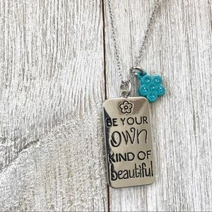 Jewelry - Be your own kind of Beautiful Necklace